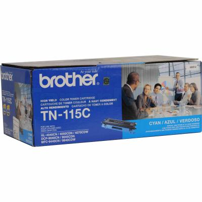 BROTHER HL-4040CN MFC-9440CN TONER CYAN 4K